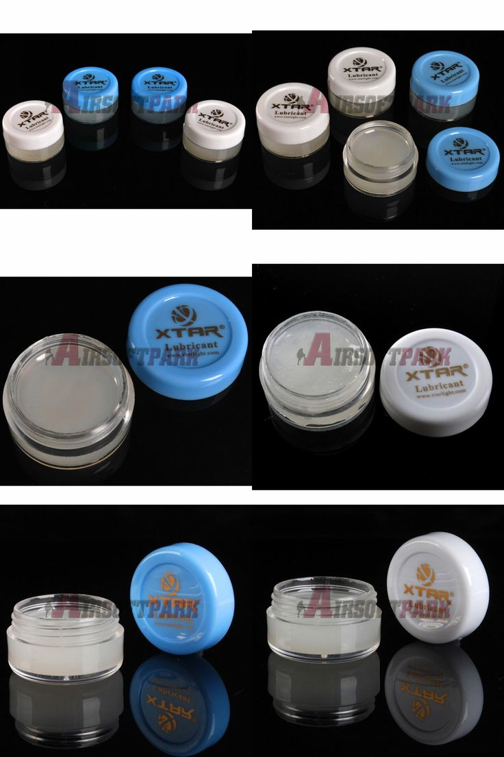 [Visit to Buy] 100% Original New XTAR Flashlight Lubricant GR1 Flashlights Lubrication Oil Silicone Grease Cream Accessory White/Blue #Advertisement