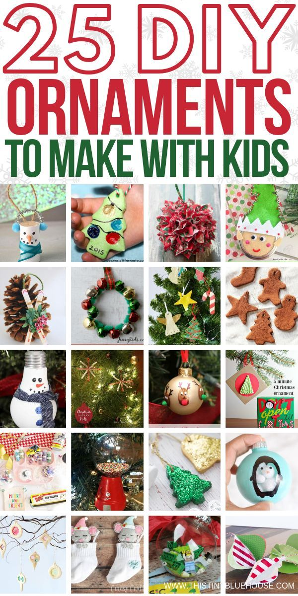 25 Diy Christmas Ornaments To Make With Kids Kids Christmas Ornaments Christmas Ornaments To Make Christmas Ornaments,House Of The Rising Sun Piano Chords Pdf