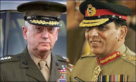 """Los Ejércitos de Pakistán y EEUU celebrarán hoy """"la primera reunión de alto nivel"""" tras el bombardeo de la OTAN que causó la muerte de 24 soldados paquistaníes a finales de 2011 y motivó un grave deterioro de la relación bilateral. Ver más en: http://www.elpopular.com.ec/48723-mandos-militares-de-pakistan-y-eeuu-se-reunen-para-discutir-bombardeo-aliado.html?preview=true"""