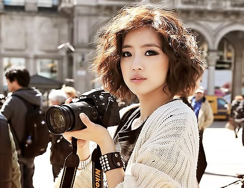 Ham Eunjung Love Her Hair T Ara Pinterest Hams