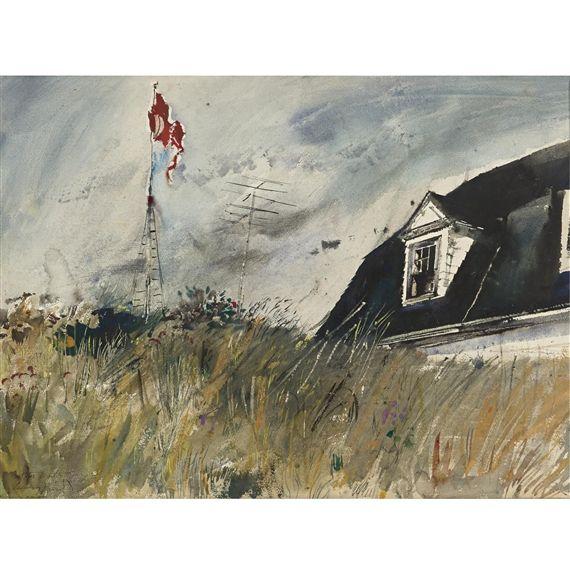 Andrew Wyeth, Marshall Point
