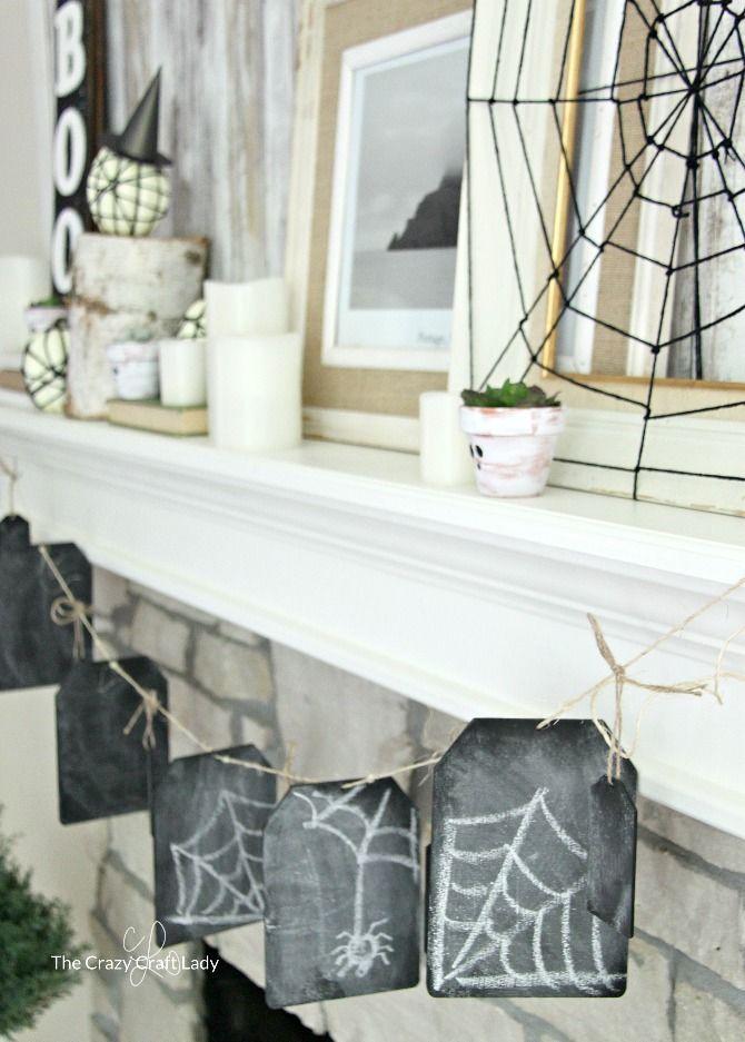 85 best ! ~Halloween Decor Ideas~ ! images on Pinterest Halloween - halloween decorating ideas indoor
