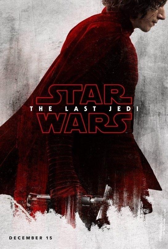 """Star Wars - Os Últimos Jedi"" (2017)"