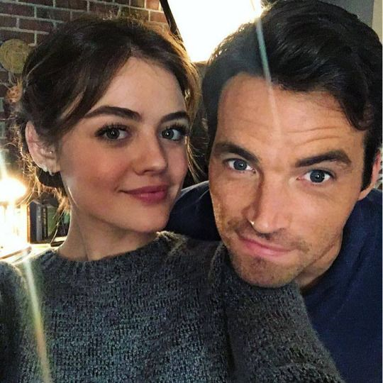 PLL - lucyhale: 3 more episodes to go …