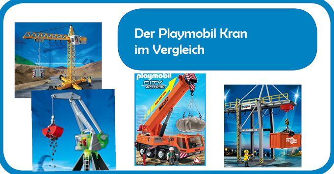 Der Playmobil Kran im Vergleich https://spielzeug-tipps.com/playmobil-kran-im-vergleich/