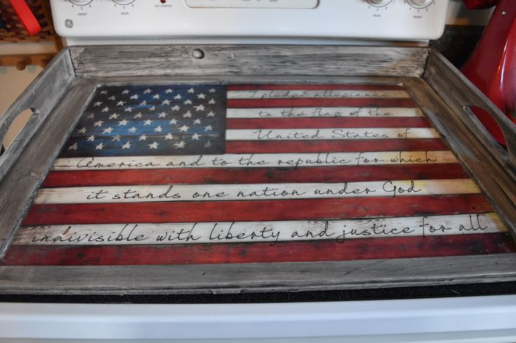 If you love Primitive Decor then you already know all about these! These Primitive Noodle Board Stove Cover Americana Boards create a whole new look to your Farmhouse, Rustic Kitchen. This is our Dist