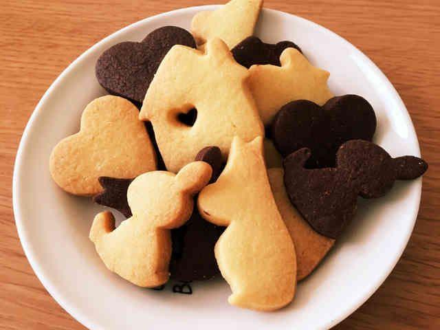 簡単 お店みたいな☆本格型抜きクッキー☆の画像