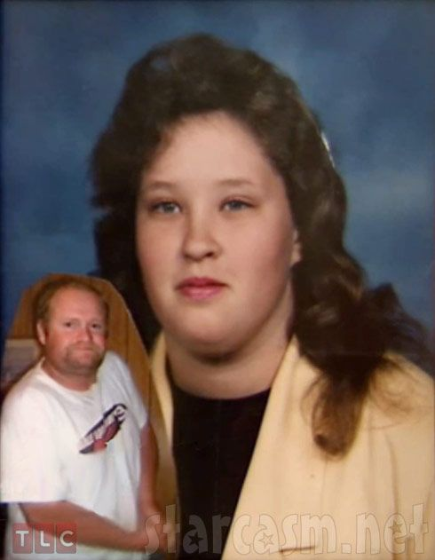 PHOTO Honey Boo Boo's Mama June as a teenager, Young photos