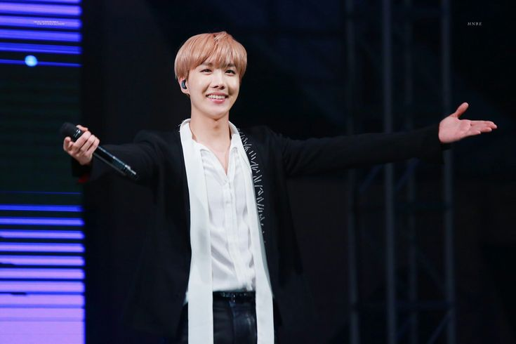 J-Hope❤ BTS at the Geumsan County One Heart Concert / Nonsan Youth Winter Concert (161222) #BTS #방탄소년단