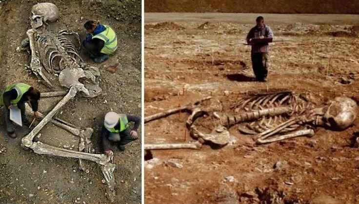 Conspiracy Feeds: Οι μυθολογικοί Γολιάθ και oι αρχαιολογικές αποδείξεις για την ύπαρξη γιγάντων (φωτό)