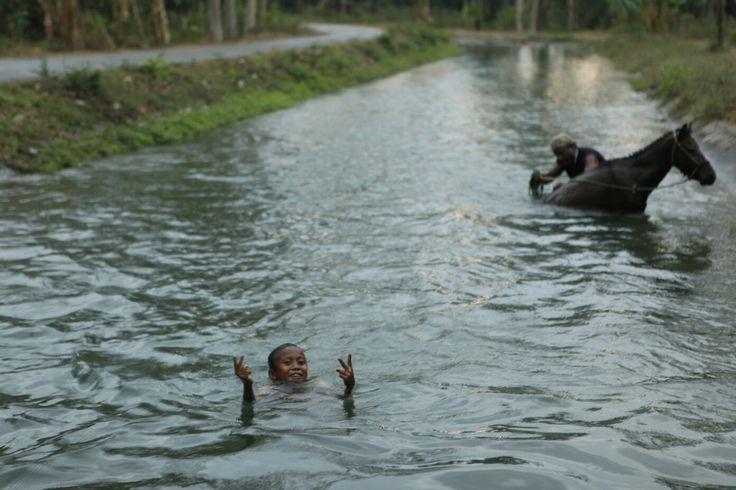 River culture Lambanapu, Kambera East Sumba