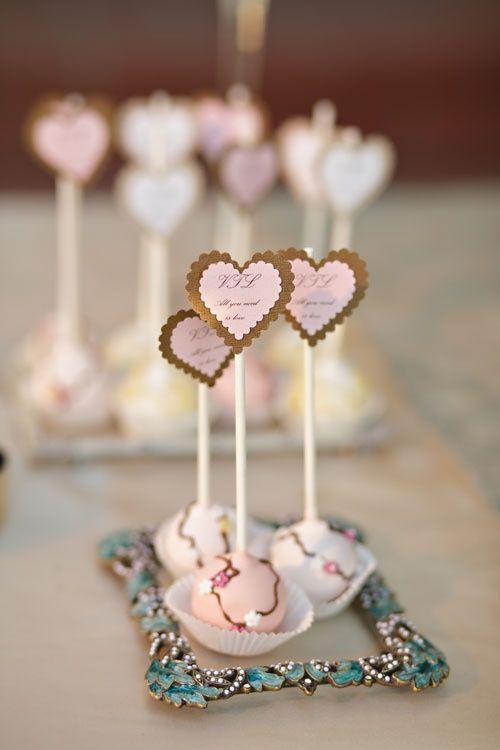 Pink und Gold Cake Pops – Essen – #Kuchen #Futter #Gold #Rosa #Pops #und   – Kuchen & Cake & Gateau
