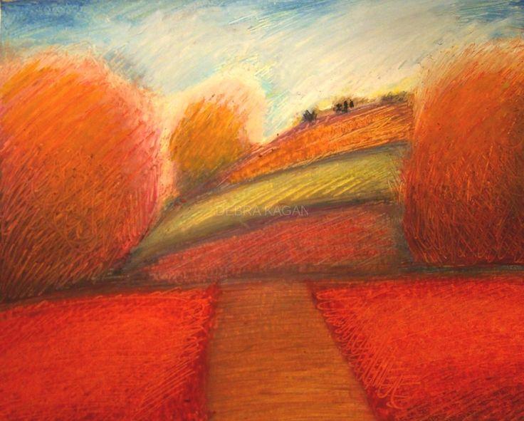 Fleur and Still Things | Debra Kagan