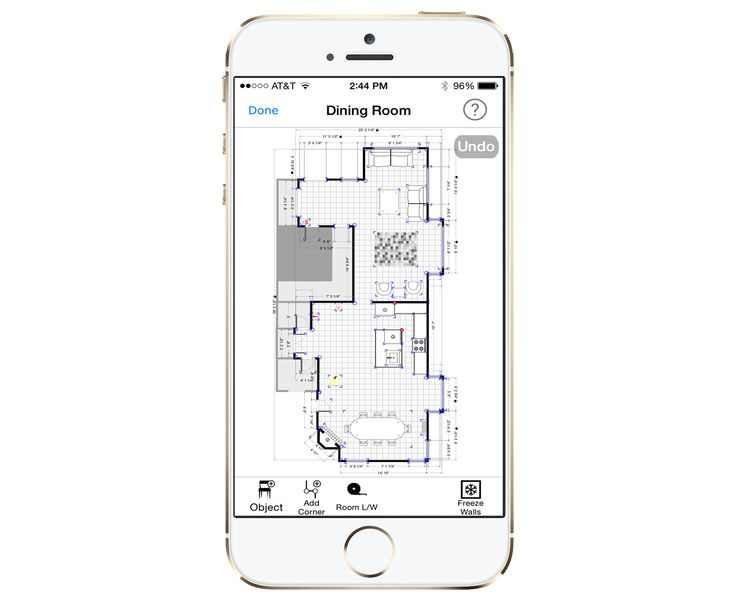 Magic Plan is the kind of interior design app we want to have in our phones in the midst of a renovation or redecoration.