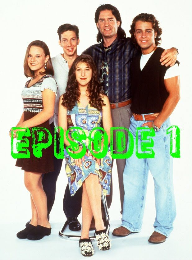 "Blossom Season 3 Episode 1 ""Runaway"""