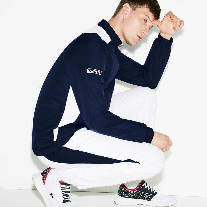 Men S Sport Tennis Tracksuit Lacoste Men Tracksuit Lacoste Clothing
