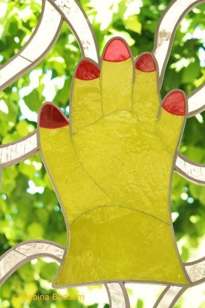 Lovely Farbenrausch und Sinneslust in der Grotte von Niki de Saint Phalle