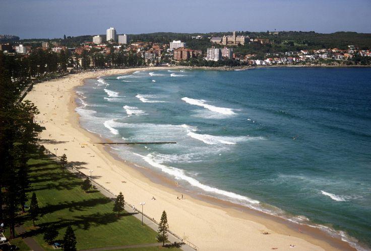 Manley Beach, Australia
