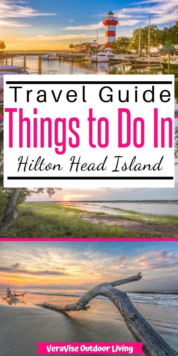 South Carolina Beaches: Hilton Head Beach