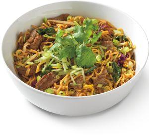 Noodles & Company Menu  Spicy Korean Beef Noodles