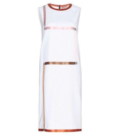EMBELLISHED SHIFT DRESS BOTTEGA VENETA