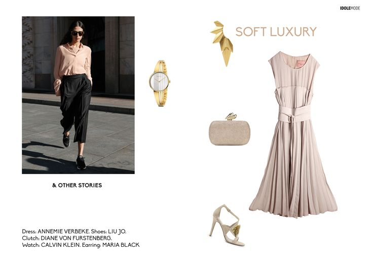 IDOLE Magazine #13 Spring 16 - Soft luxury