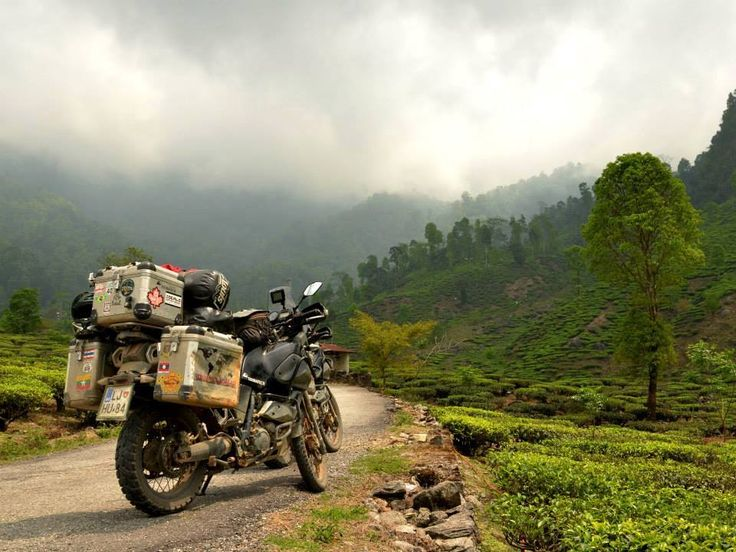 Bengala Ocidental Fotos Moto world - trip around the world with motorbikes  #adv #yamaha #tenere
