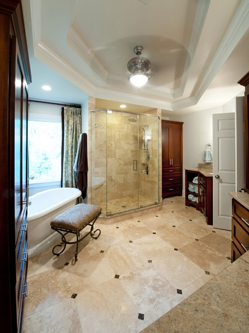 17 best images about built in showers on pinterest for Best soaker tub for the money