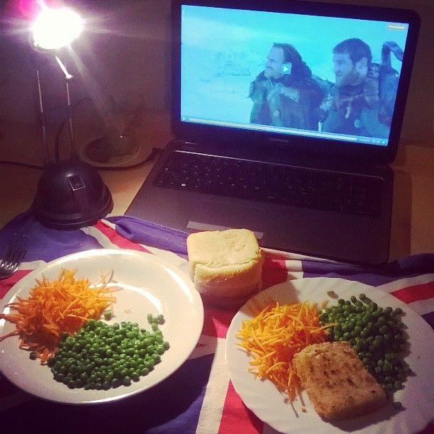 Game of thrones and food <3 #food #foodporn #gameofthrones #fish #iltronodispade