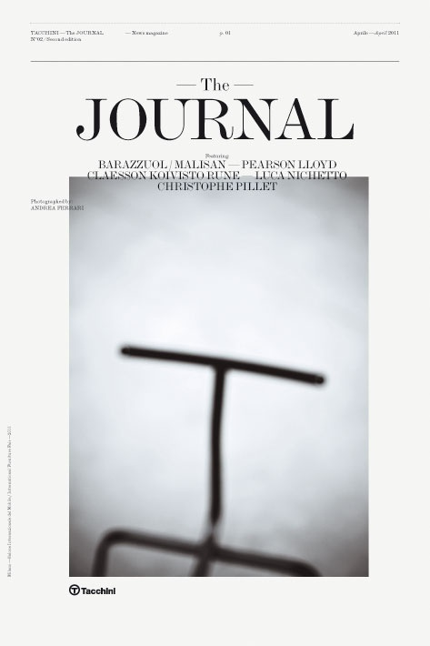 The Journal / magazine design / cover / editorial design