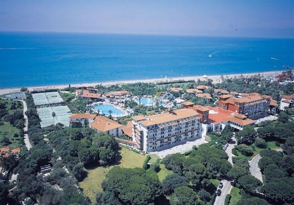 Belconti Resort, Belconti Resort Hotel, Belconti Resort Otel veya Belconti Resort Hotel Belek olarak bilinen otel bilgileri ve Belek Otelleri Alsero Turda