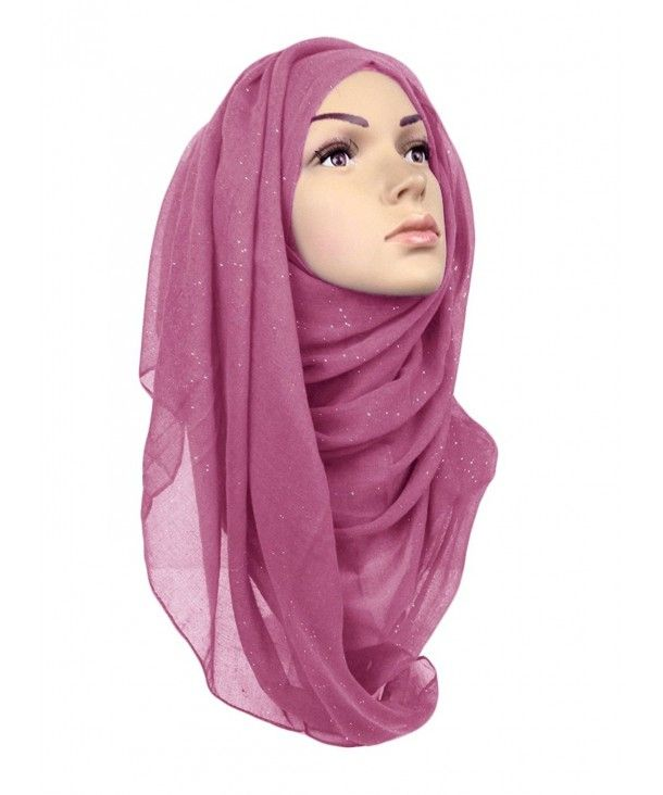 48a5a82faf335 Scarves & Wraps, Fashion Scarves, Womens Plain Glitter Maxi Viscose Hijab  Scarf One Size Pink C91878XMCN8 #Fashion #Scarves #Wraps #style #outfits  #shopping ...
