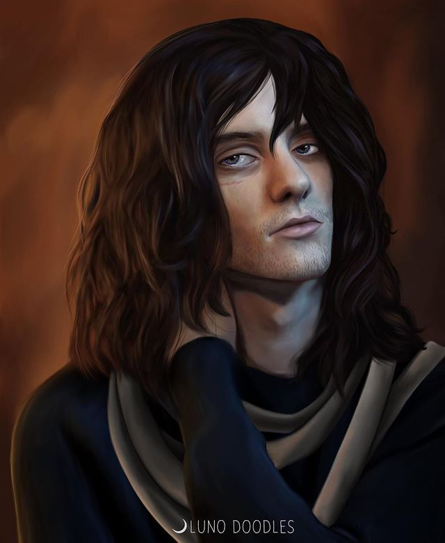 Finally Finally Finished My Hyper Realistic Aizawa I Worked Really Hard On This One So I Hope You Guys Enjoy Realistic Portrait My Hero Academia
