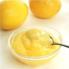 Easy Microwave Lemon Curd: King Arthur Flour