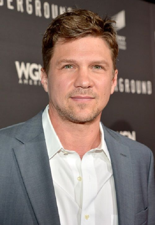 Marc Blucas plays the role of John Hawkes on the television series Underground.
