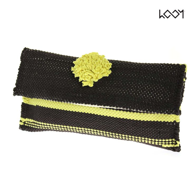 """Unique Loom handmade woven clutchbag """"Demetra""""!!! http://etsy.me/1OWinAS  #Loom #Woven_with_Grace_and_Artistry #unique #handmade #woven #kourelou #bag #shop #online #at #etsyshop #loommade www.loomhandmade.com"""
