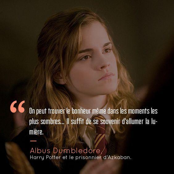 Voici 18 citations qui prouvent que Harry Potter et JK Rowling peuvent vraiment être inspirants !: