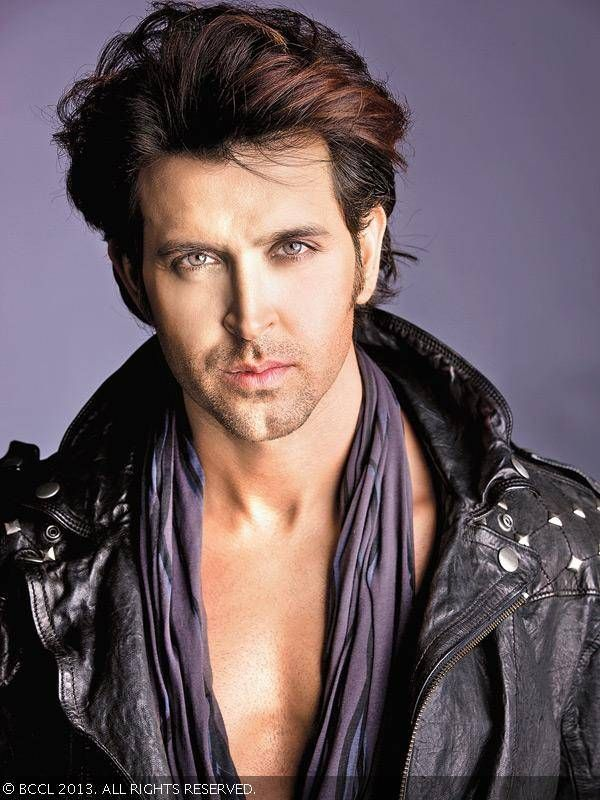 Hrithik Roshan...I LOVE HIS HAIR...THOSE CURLS