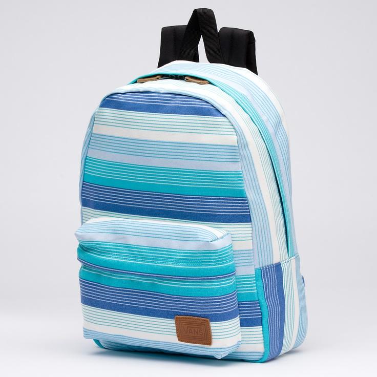 Vans Backpack? Yeah, count me in!