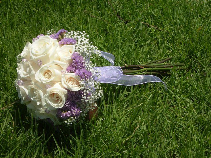 Una propuesta para las novias que les gusta el color lila