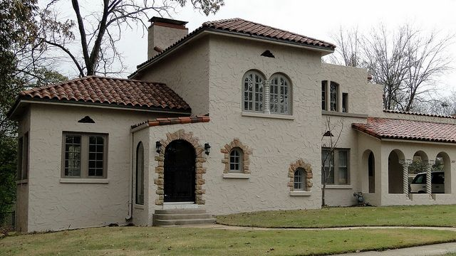 Best 25 mission style homes ideas on pinterest spanish for Spanish style modular homes