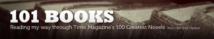 time mag's top 100 novels