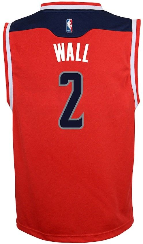 88681352351 ... promo code for sale nba boys 8 20 washington wizards john wall replica  road jersey 997ac