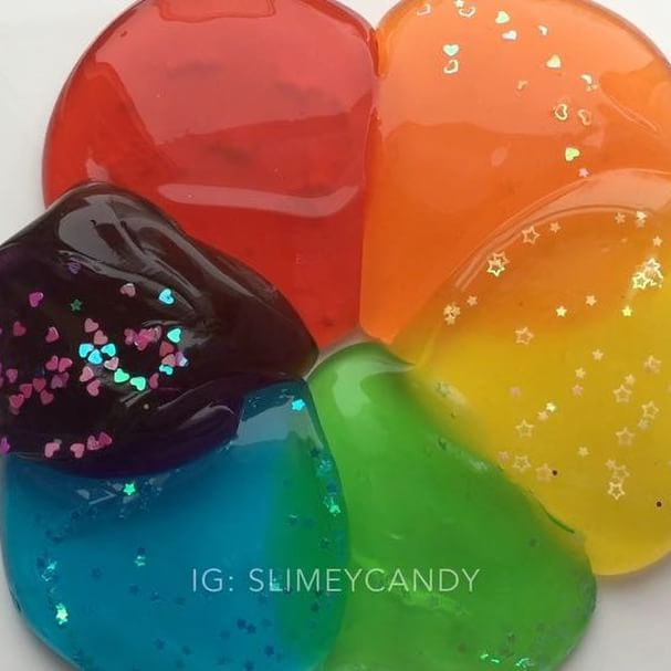 147 best how to make slime images on pinterest mixing clear rainbow slime first clip is fast forwarded a lot big thank you to everyone who wantedbought my slime i will be listing 8 marshmallow ccuart Image collections