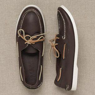 Deck Shoes no socks.. ever