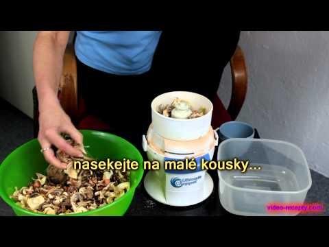 Domácí vegeta bez glutamanu - recept