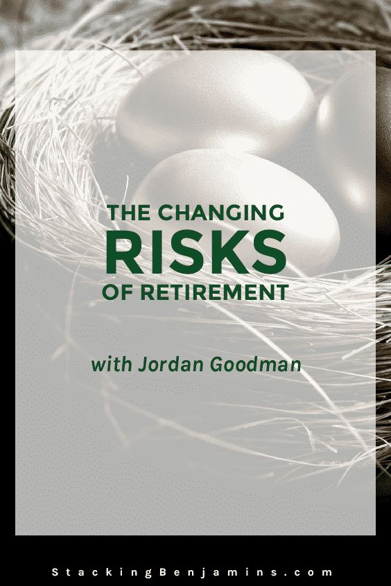 Jordan Goodman from MoneyAnswers.com joins Paula Pant and Greg McFarlane on today's roundtable show to tackle the changing risks of retirement, and more.