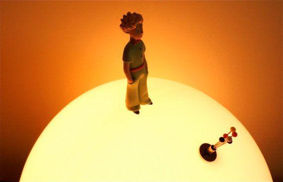 Lámpara el Principito. por Madreinspain en Etsy