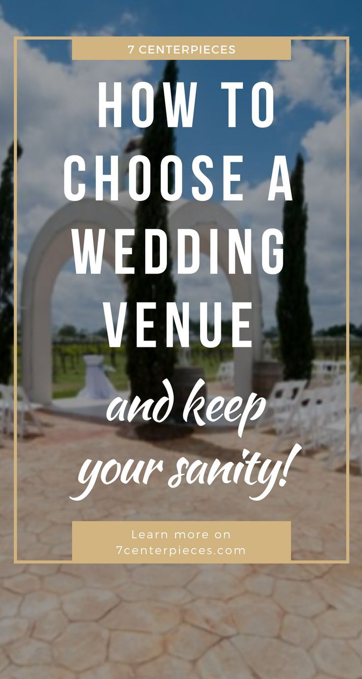 Wedding venue searching stressing you out? Searching for an outdoor wedding venue? Trying to find the perfect indoor wedding venue? Then YOU MUST READ this great article. It gave me so many great tips for picking a wedding venue. PIN NOW and read before you sign on the dotted line! #weddingvenue