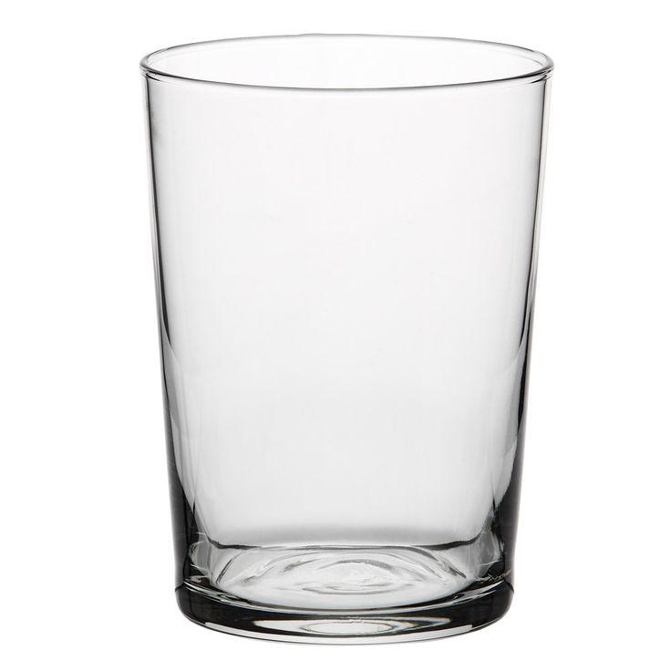 Glas stort 50 cl, Granit. Värme- och köldtåliga, kan alltså användas både hot och cold dr Pepper